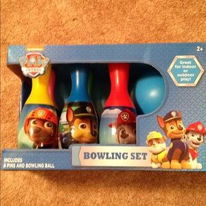 Other - Small bowling set. New. Never opened.
